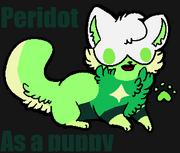 Peridot Puppy Form