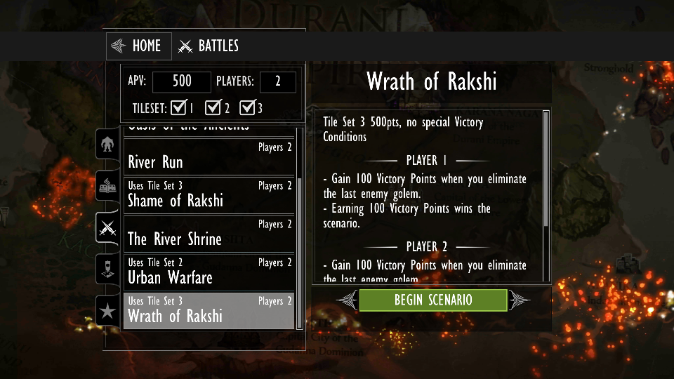 Wrath of Rakshi desc