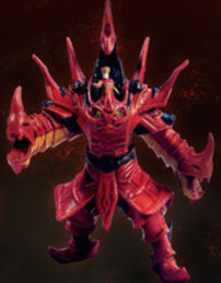 Devil Djinn - Gudanna Codex titan