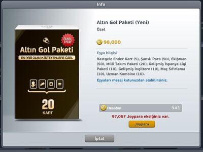 Gol Paket