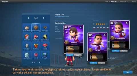 Joygame Goley - Oyuna Giriş ve Takım Oluşturma