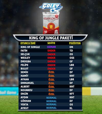 Goley-MMO-King-Of-Jungle-Paketi