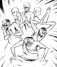 Buddhist Devilmen