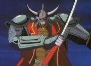 Slum King Anime