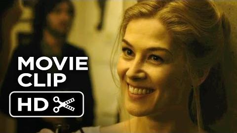 Gone Girl Movie CLIP - Who Are You? (2014) - Rosamund Pike, Ben Affleck Movie HD