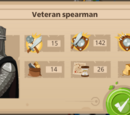 Veteran Spearman