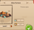 Glass furnace