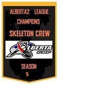 GHL Championship Banner Season Five