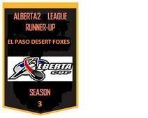 GHL Runner Up Banner Season Three