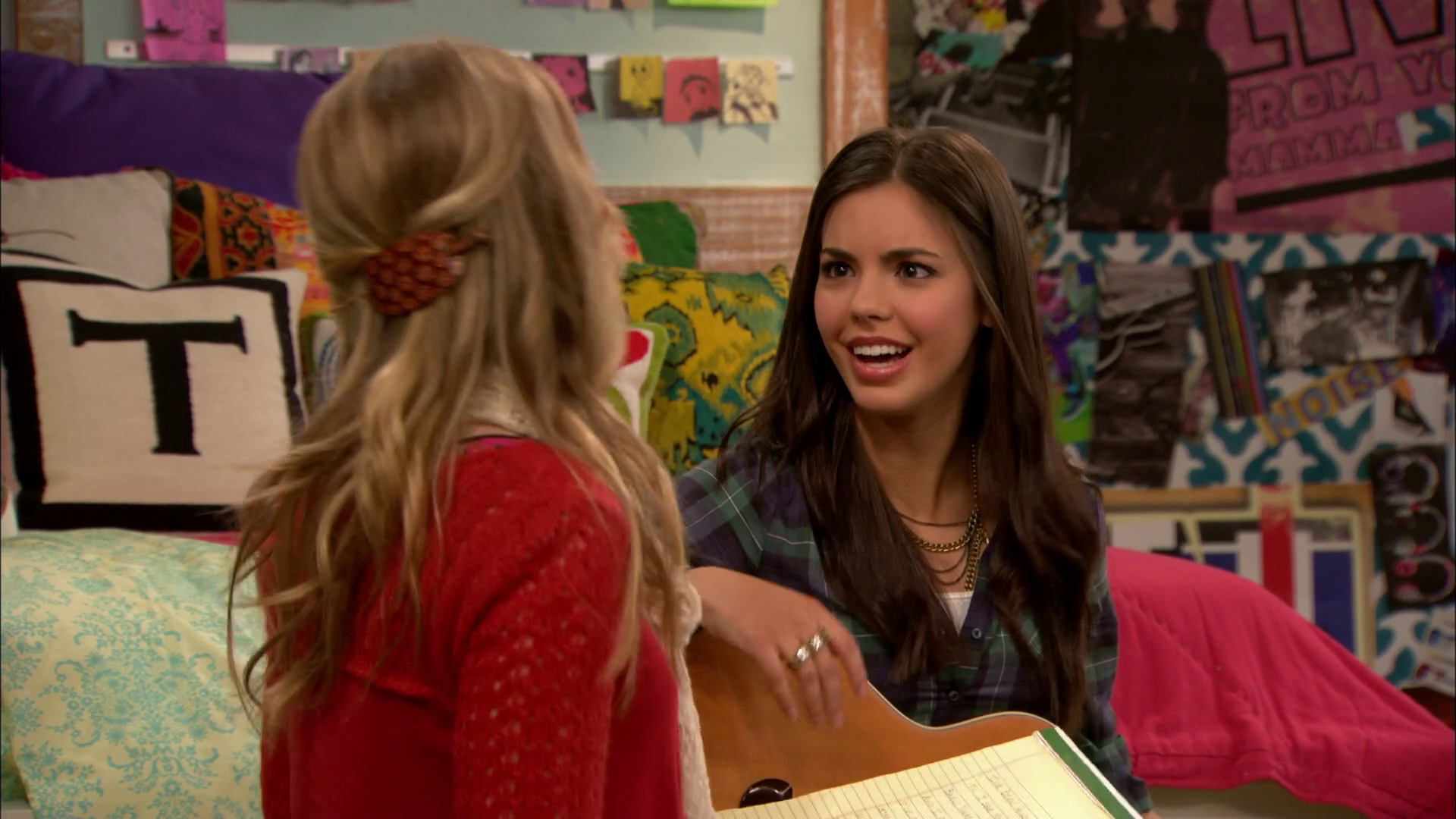 Image - Vlcsnap-2013-11-17-01h13m10s53.png | Good Luck Charlie Wiki ...