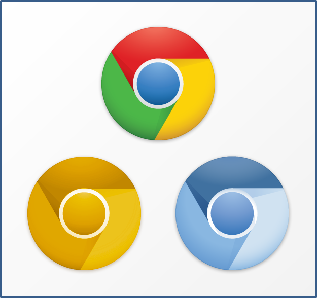 Image - New google chrome icons by carlosjj-d3br23w.png