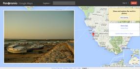 Panoramio screenshot