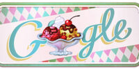 119th Anniversary of the First Documented Ice Cream Sundae