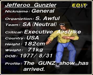 Gunzler