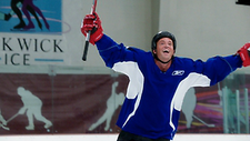 Ryan Playing Hockey