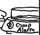 Goop Alarm