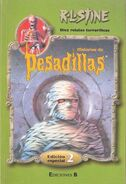 More Tales to Give You Goosebumps - Spanish Cover - Historias de Pesadillas