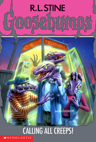 Calling All Creeps Goosebumps Wiki Fandom Powered By