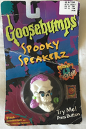 Curly-spookspeakers
