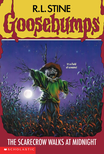 the scarecrow walks at midnight Book 20: the scarecrow walks at midnight ages 8-12 january 1, 1995 ar : 35  (3 points, quiz #9624) gle : 47 lexile measure: 540l.