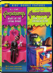 Livingdummyshrunkenhead-doublepack-dvd