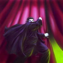 Phantom of the Auditorium - artwork