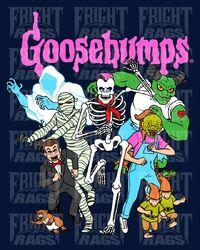 Fright-Rags Goosebumps monsters 2