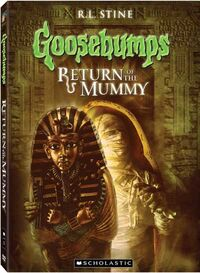 Goosebumps ReturnMummy
