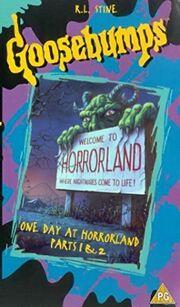 Onedayathorrorland-VHS-UK