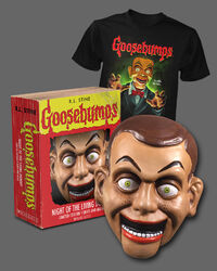 Fright-Rags Night of the Living Dummy bundle