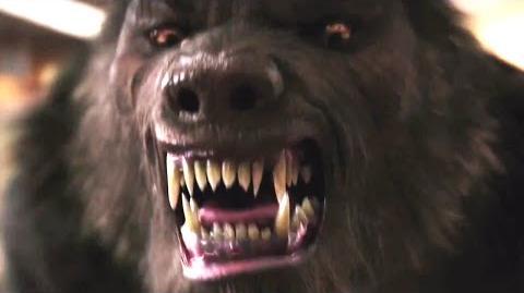 GOOSEBUMPS Movie Clip - Escaping A Werewolf (2015) Jack Black Horror Comedy Movie HD