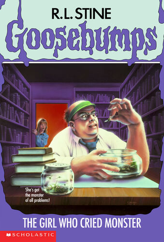 the girl who cried monster goosebumps wiki fandom powered by wikia