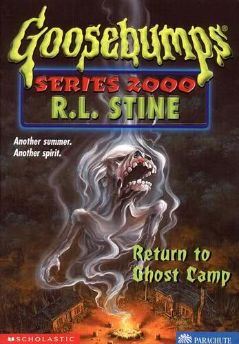 return to ghost camp goosebumps wiki fandom powered by wikia