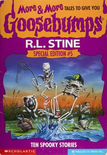 More & More Tales to Give You Goosebumps