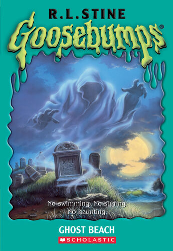 Image result for ghost beach goosebumps