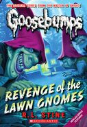 Revenge of the Lawn Gnomes (Classic Goosebumps)