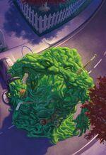 Monster Blood - Original Classic Goosebumps Illustration