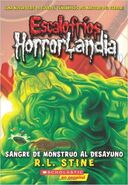 Monster Blood for Breakfast! - Spanish Cover