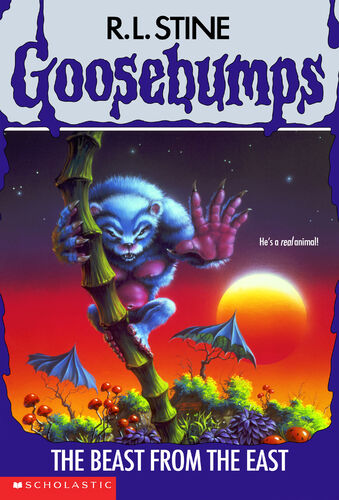 The Beast from the East | Goosebumps Wiki | FANDOM powered ...