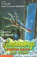 Ghost in the Mirror - UK Cover