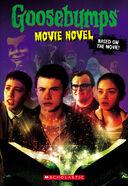 Category:Goosebumps Movie Books