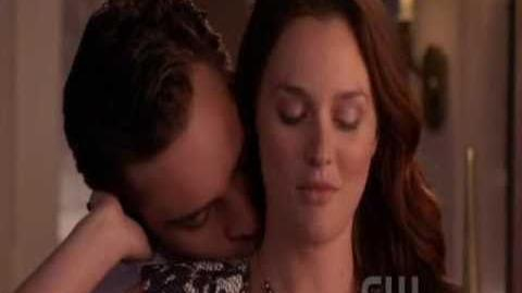 "Gossip Girl Chuck & Blair 4x09 ""I love you"""