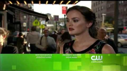 "Gossip Girl 5x05 Promo ""The Fasting and the Furious"" -HQ-"