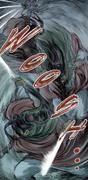 Flying Flash Sword movements