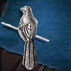 Littlefinger's Mockingbird Pin