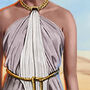 Daenerys's Audience Dress