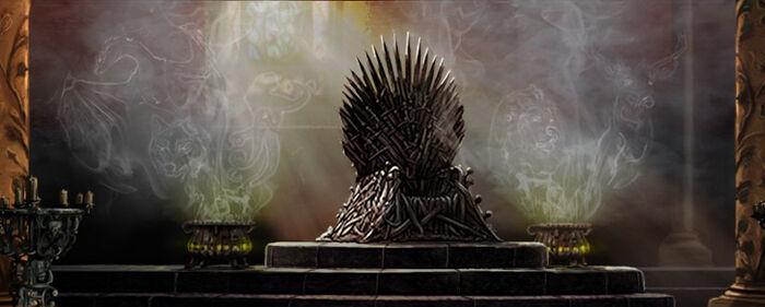 World Iron Throne