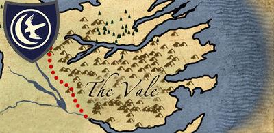 Arryn Map