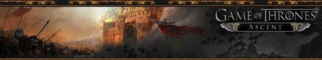 Archivo:Game of Thrones Ascent App Banner.jpg