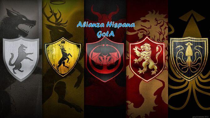 Alianza Hispana Banner